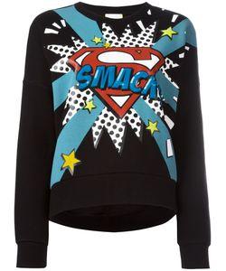 Iceberg | Pop Art-Print Sweatshirt Size 40