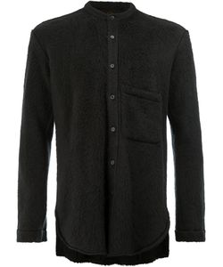 L'Eclaireur | Textured Long Sleeve Shirt Size Medium