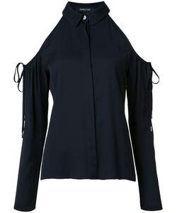Cushnie Et Ochs | Cold-Shoulder Blouse Size 4