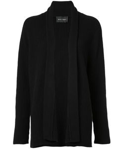 Baja East | Cashmere Ribbed Cardigan 2 Cashmere