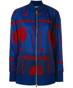 Stella McCartney | Embroidered Bomber Jacket