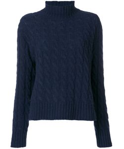 MSGM | Turtleneck Thick Jumper Xs