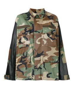 Forte Couture | Camouflage Shirt Jacket Women