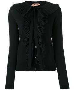 No21 | Frill Detail Cardigan Size