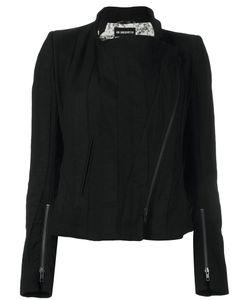 Ann Demeulemeester Blanche   Off Centre Zip Jacket 36