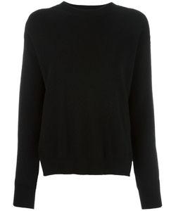 Helmut Lang | Buttoned Longsleeves Jumper Medium Cotton/Cashmere