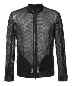 Salvatore Santoro | Mesh Woven Jacket