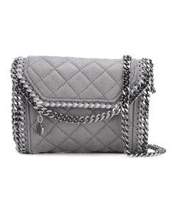 Stella McCartney | Quilted Falabella Cross-Body Bag