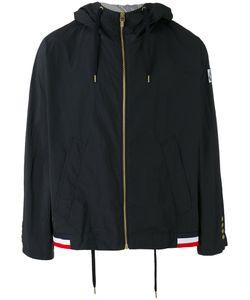 Moncler Gamme Bleu | Logo Patch Hooded Jacket Size 5
