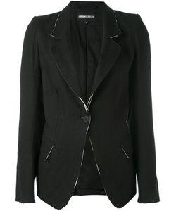 Ann Demeulemeester | Flared Sleeves Blazer