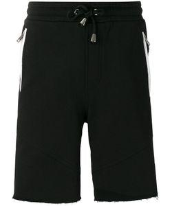 Just Cavalli | Side-Stripe Track Shorts Size Medium