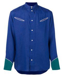 Umit Benan | Western Shirt 52 Linen/Flax