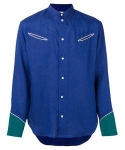 Umit Benan | Western Shirt 50 Linen/Flax