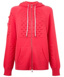 Barrie | Knitted Hoodie Medium Cashmere
