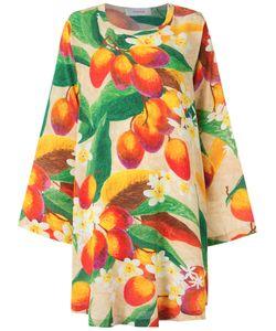 Isolda   Mango And Pirnt Dress