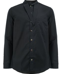 By Walid | Tie Collar Shirt Size Small