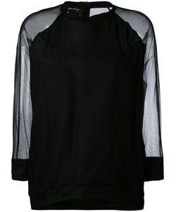 Andrea Ya'aqov | Tulle Sleeve T-Shirt Women