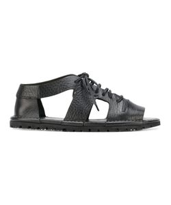 Marsèll | Laced Cut-Out Sandals 37