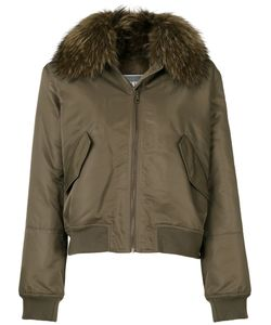 Army Yves Salomon | Four Lapin Jacket Women Rabbit