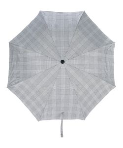 Alexander McQueen | Plaid Umbrella One
