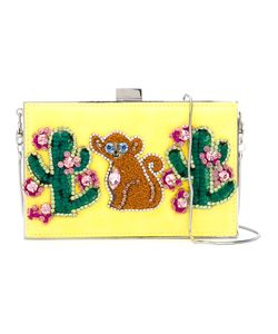 Gedebe | Cactus And Monkey Clutch
