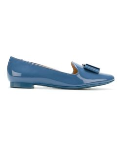 Salvatore Ferragamo | Bow Front Slippers
