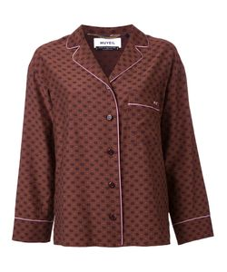 Muveil | Chest Pocket Shirt 36 Cotton/Cupro