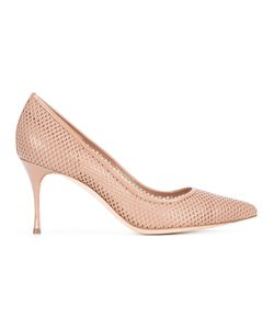 Sergio Rossi   Perforated Pumps Size 37.5