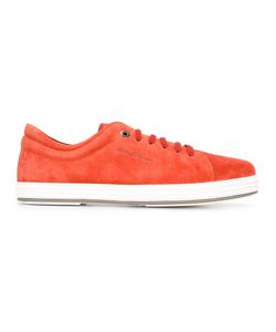 Salvatore Ferragamo | Suede Sneakers 10