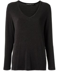 Andrea Marques | V-Neck Top Size 36