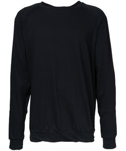Bassike | Raw Fit Jumper Large Cotton