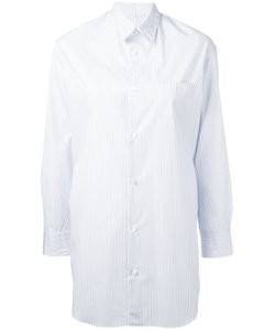 Junya Watanabe Comme Des Garçons   Back Detail Loose-Fit Shirt Size