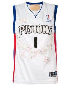 Night Market | Pistons Embroidered Nba Tank