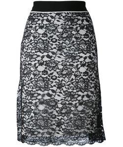 Paco Rabanne | Lace Layered Skirt