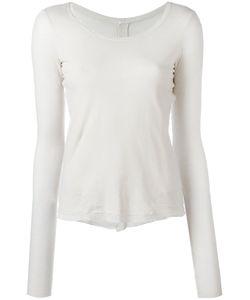 Kristensen Du Nord | Scoop Neck T-Shirt Size 1
