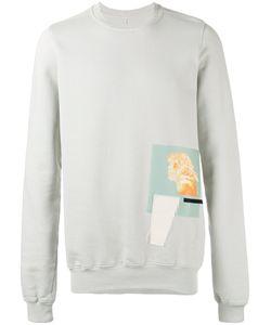 Rick Owens DRKSHDW | Patch Sweatshirt Size Large