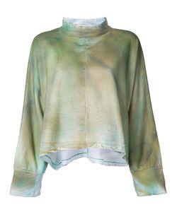 Eckhaus Latta | Printed Oversized Sweatshirt