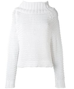 Calvin Klein Collection   Chunky Knit Jumper