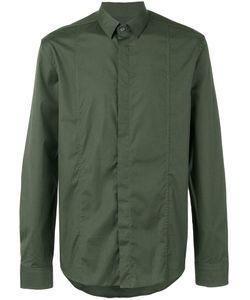 Les Hommes | Concealed Fastening Shirt