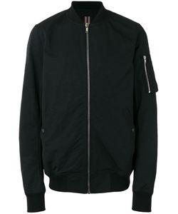 Rick Owens DRKSHDW   Zip Sleeve Bomber Jacket Size Medium