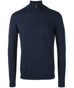 Boss Hugo Boss | Zip Up Sweater Cotton/Virgin
