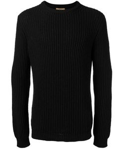 Nuur | Ribbed Trim Jumper 48 Cotton/Nylon