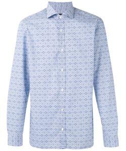 Z Zegna | Tiled Pattern Shirt