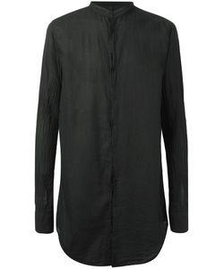 Poème Bohémien | Mandarin Neck Shirt 46 Cotton