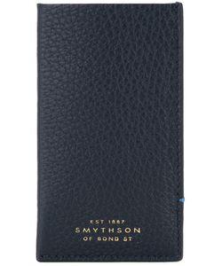 Smythson | Logo Stamped Wallet One