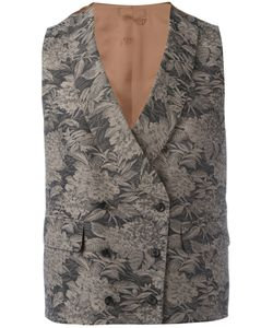 Gabriele Pasini   Embroidered Waistcoat Size 46