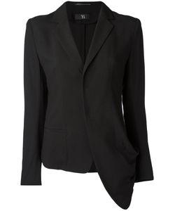 Y's   Asymmetric Blazer Size 3