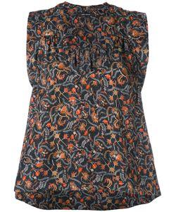 Isabel Marant | Roya Print Top Size 42