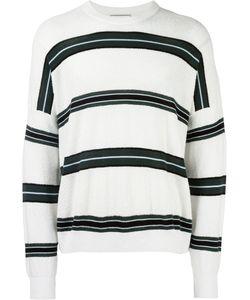 AMI Alexandre Mattiussi | Striped Boxy Sweater