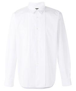 Comme Des Garçons Homme Plus   Longsleeve Button-Up Shirt Size Medium